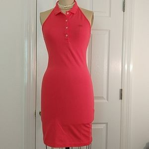 Lacoste Halter Dress